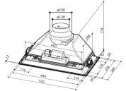 Вытяжка INCA SMART HCS A52